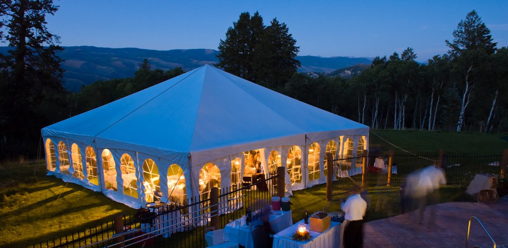 Marquee hire Taunton and Bridgwater