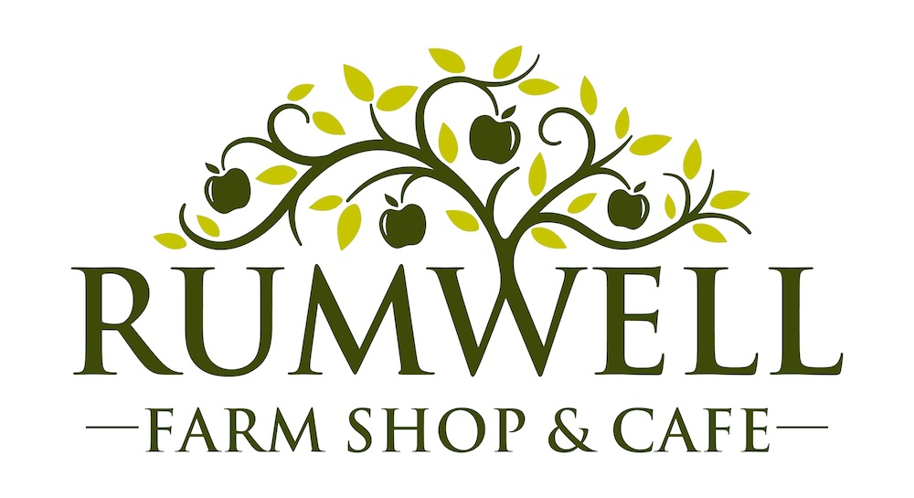 Rumwell farm shop and cafe logo