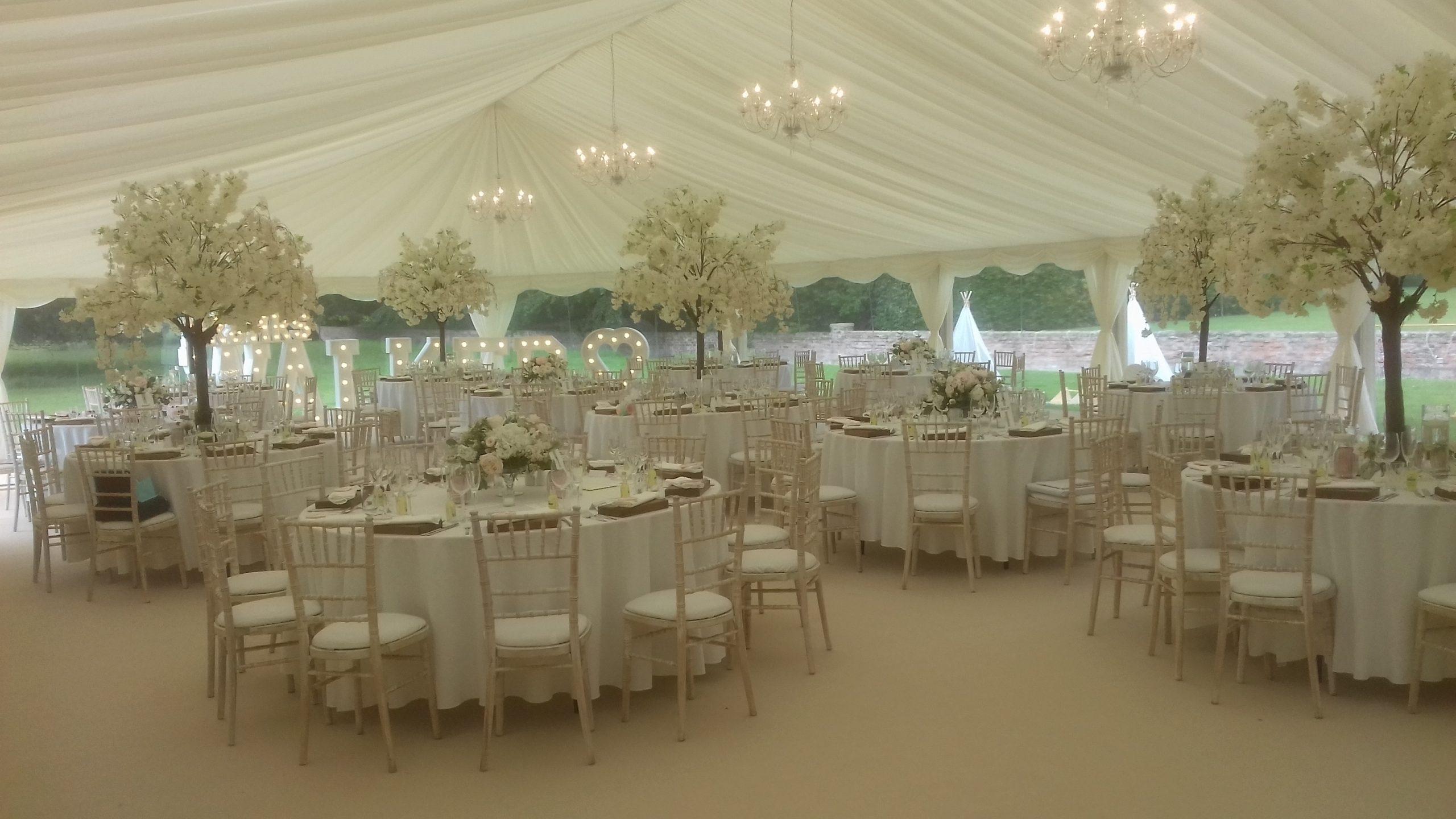 Weddings styling